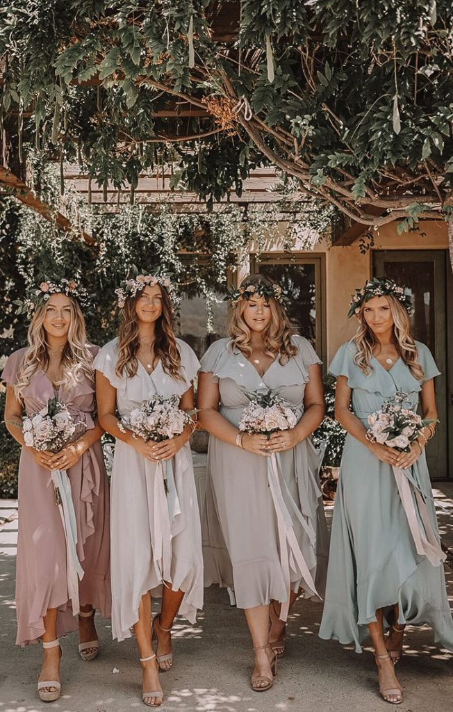 bridesmaid dresses, bridesmaid dress ideas, bridesmaid dress colors, bridesmaid dress styles, affordable bridesmaid dress, pastel bridesmaid dress