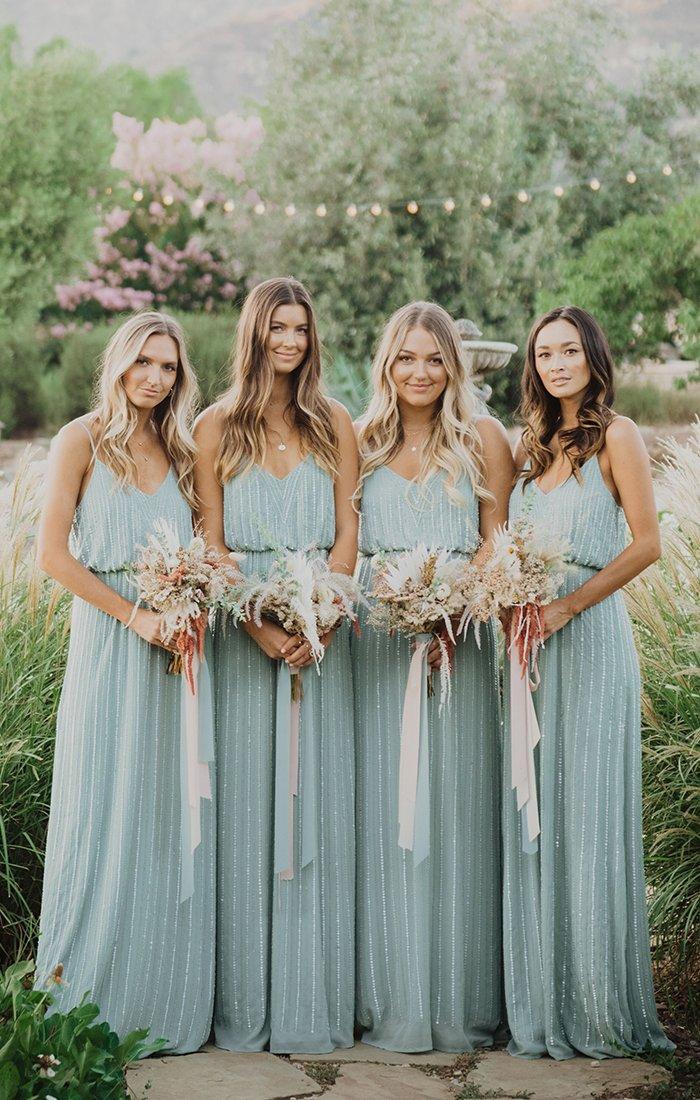 bridesmaid dresses, bridesmaid dress ideas, bridesmaid dress colors, bridesmaid dress styles, blue bridesmaid dress, maxi bridesmaid dress