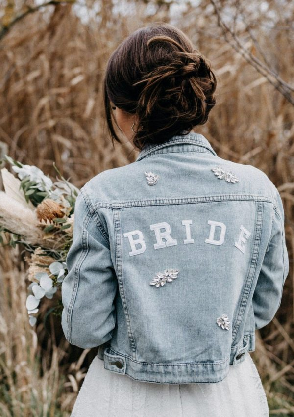 30 Custom Bride Jackets Perfect For Your Wedding!