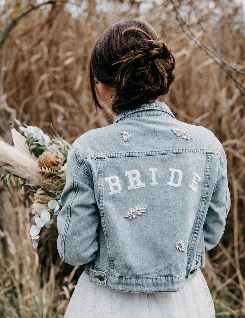 bride jacket, bride jacket wedding, bride jacket denim, bride jacket ideas, bride jacket boho, bride jacket wedding denim, bridal jacket, bridal jacket denim, bridal jacket cover up