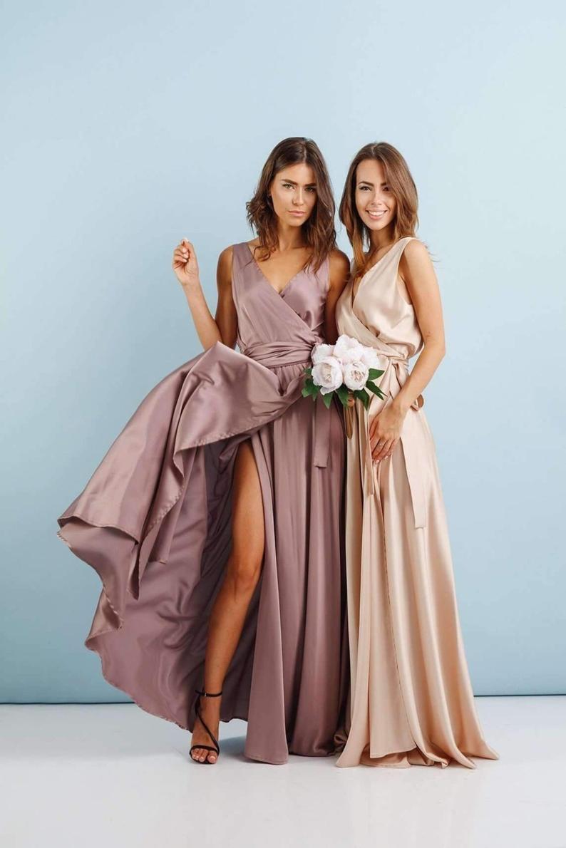 bridesmaid dresses, bridesmaid dress ideas, bridesmaid dress colors, bridesmaid dress styles, affordable bridesmaid dress, maxi bridesmaid dresses, satin bridesmaid dresses