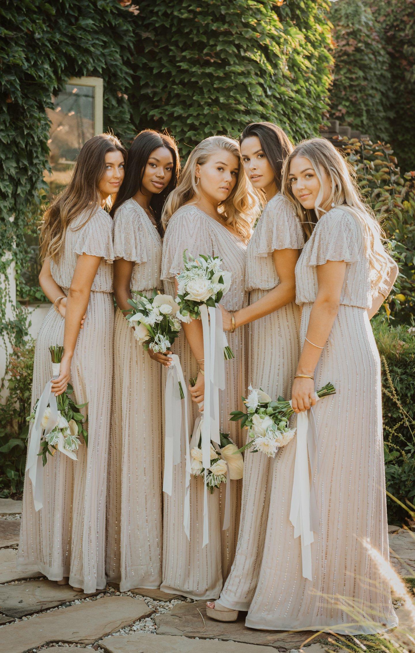bridesmaid dresses, bridesmaid dress ideas, bridesmaid dress colors, bridesmaid dress styles, affordable bridesmaid dress, gold bridesmaid dress, beaded bridesmaid dress, sequin bridesmaid dress