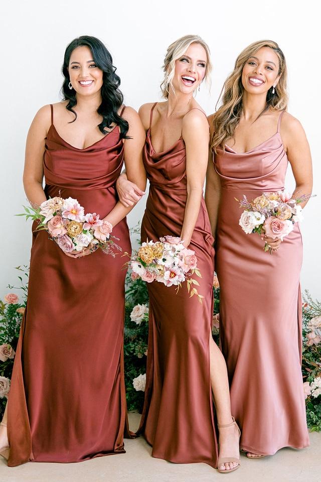 bridesmaid dresses, bridesmaid dress ideas, bridesmaid dress colors, bridesmaid dress styles, pink bridesmaid dress,