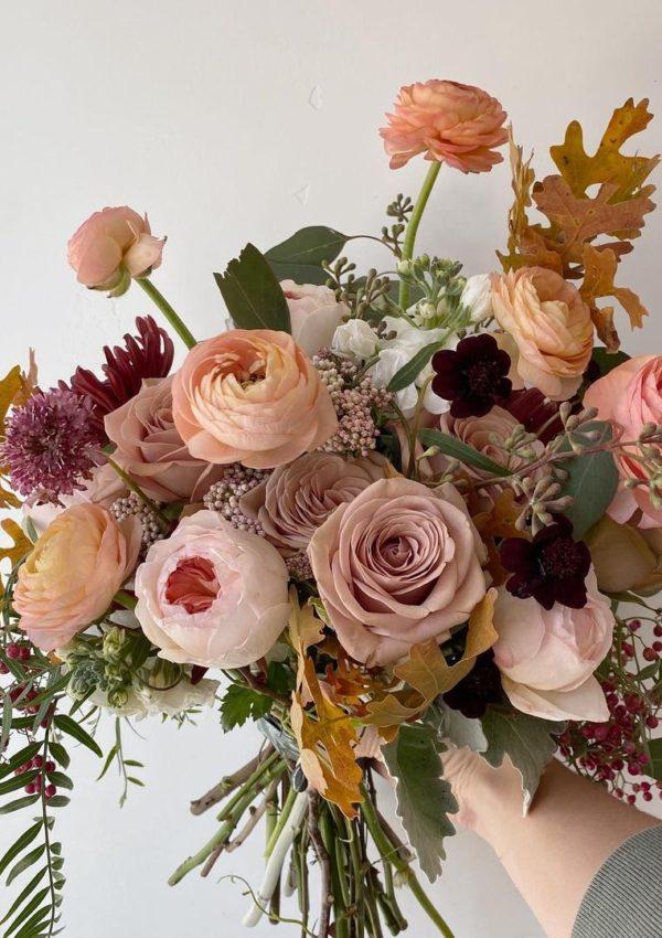50+ Stunning Fall Wedding Bouquets!
